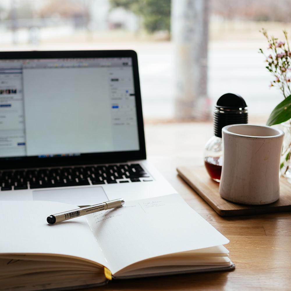 Utformningen av ett blogginlägg